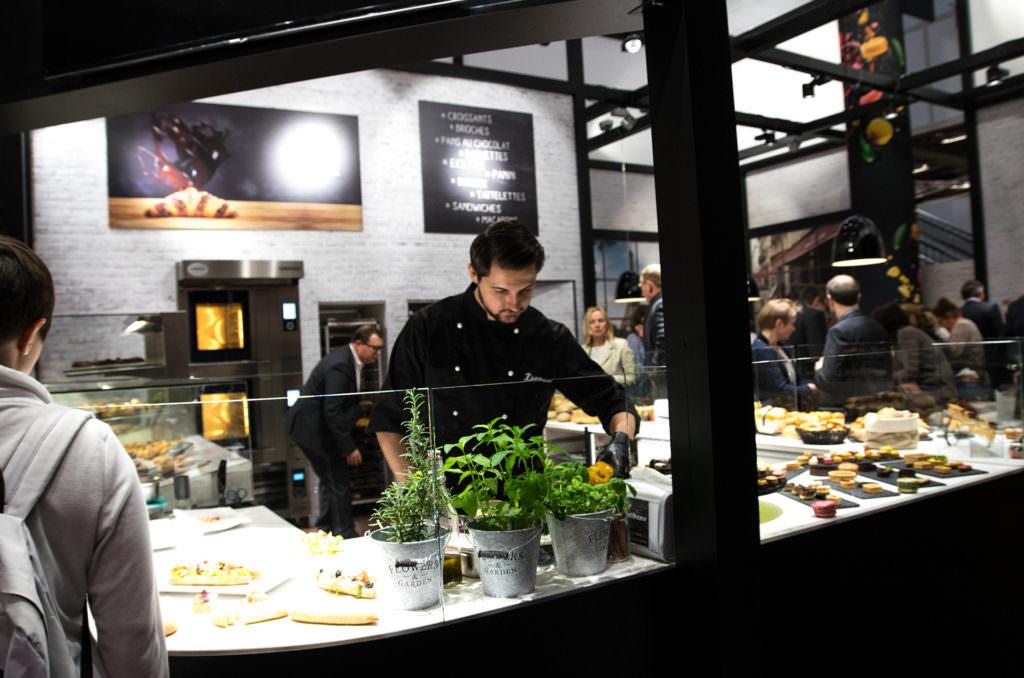 Freudiges Kochen auf der INTERNORGA 2017