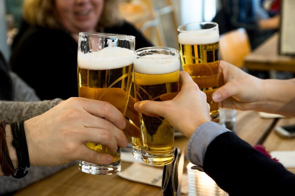 Bier in Amsterdam
