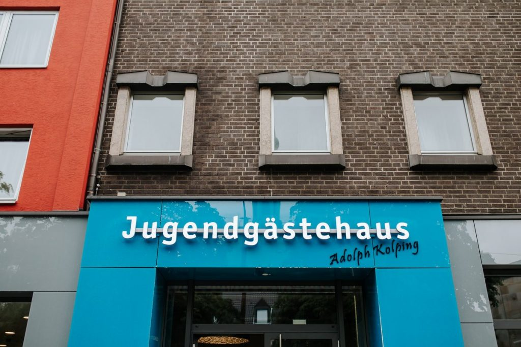 Das Corporate Blog Barcamp fand im Jugendgästehaus Adolph Kolping mitten in der Dortmunder Innenstadt statt