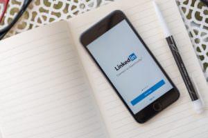 LinkedIn für Unternehmen.